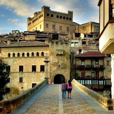Oferta fin de semana en apartamento rural en Valderrobres, uno de los pueblos más bonitos de España