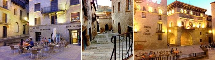 El encanto de las calles de Valderrobres, uno de los pueblos más bonitos de España