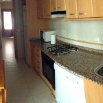 Cocina apartamentos San Cristóbal